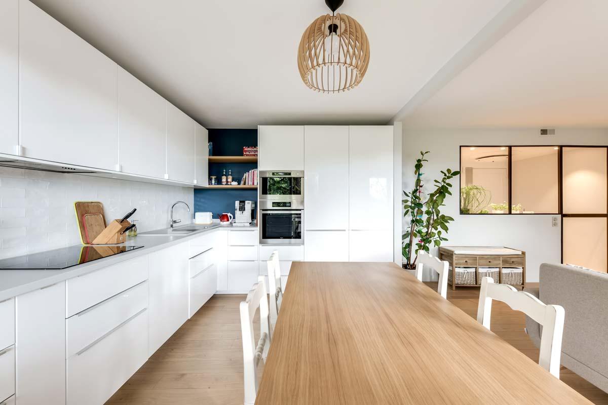 rénovation d'un appartement 4 pièces de 70m2 | créateurs d'intérieur