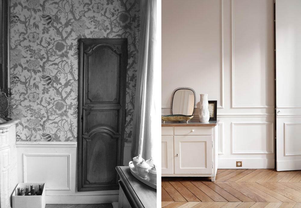 Décoration et architecture d'intérieur dans une salle de bain