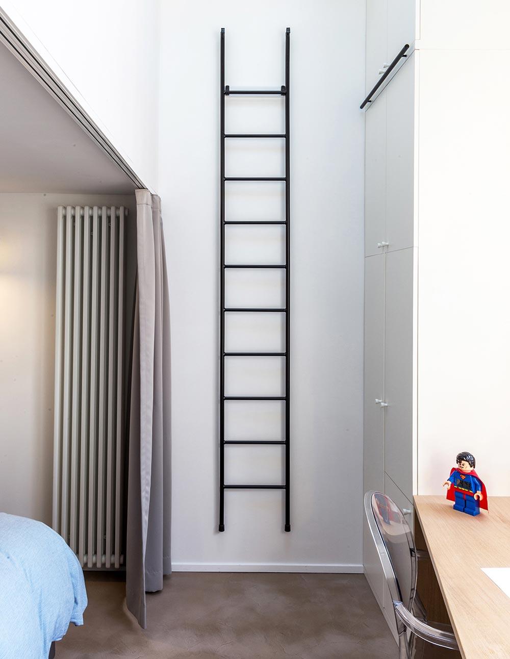 Décoration d'un loft au style industriel dans la région parisienne