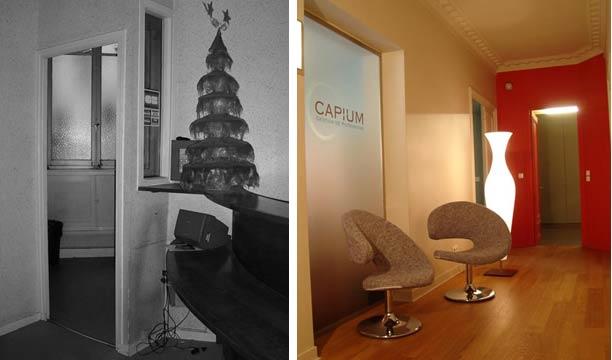 Populaire préféré Avant - Aprés : Aménagement de bureaux de 200 m2 #LP_64