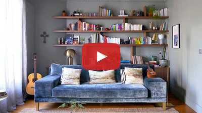 Interior architecture and decoration videos and TV shows